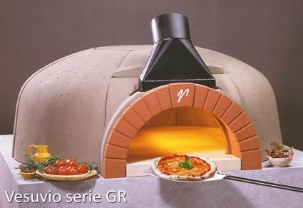 Vesuvio - Forno per la pizza ...