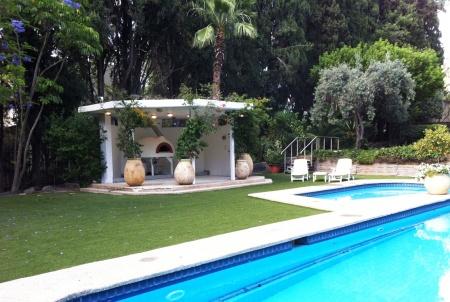 Come organizzare un party in giardino - Forno per giardino ...