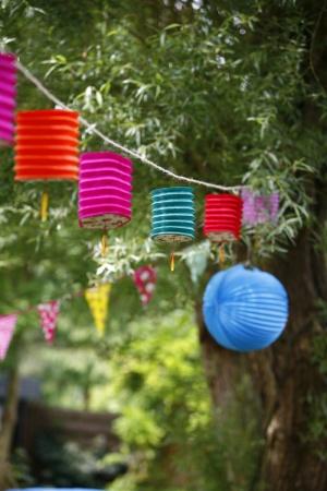 Come organizzare un party in giardino for Organizzare giardino