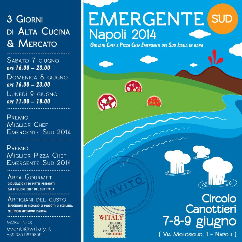 INVITO Emergente Sud 2014
