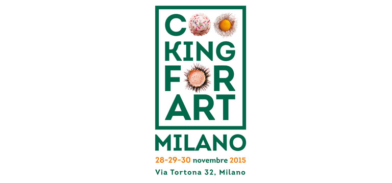 cooking for art milano 2015