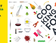 cooking for art roma giugno 2016